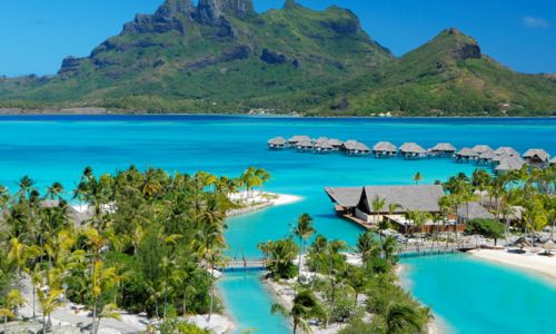 TahitiBoraBora Four Seasons