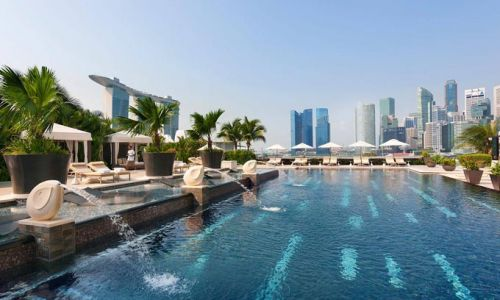 SingapurMandarin Oriental Pool