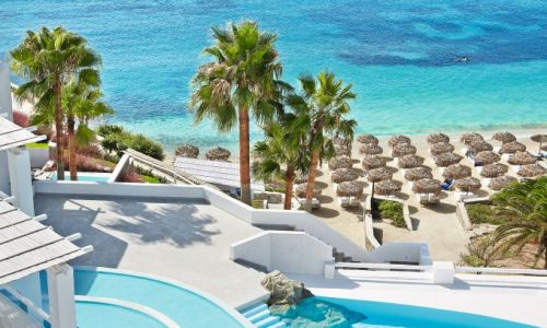 HotelGriechenlandGrecotel A Cycladic Settlement with Panorama on the