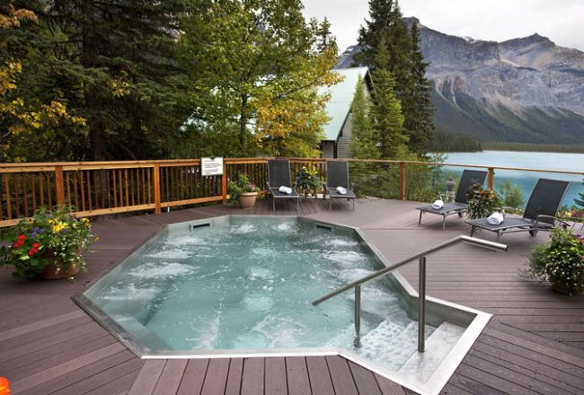 HotelBritish ColumbiaEmerald Lake Lodge ext4