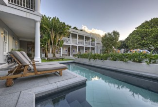 The Three Boutique Hotel - Pool